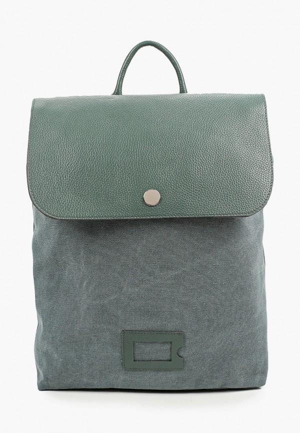 женский рюкзак kokosina, бирюзовый
