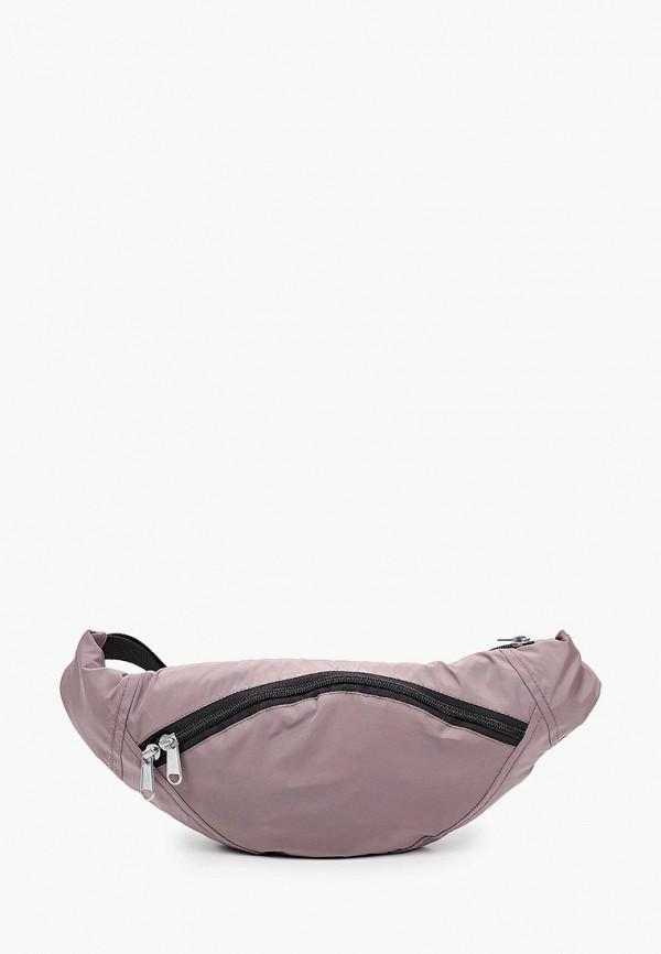 женская поясные сумка true spin, коричневая