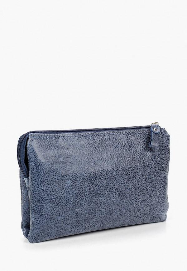 женская сумка с ручками duffy, синяя