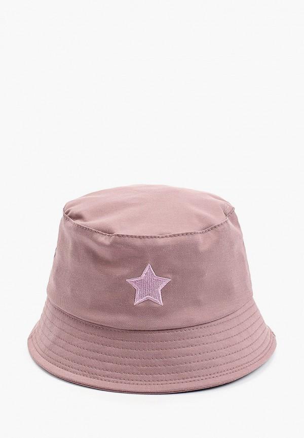 женская панама hatparad, фиолетовая