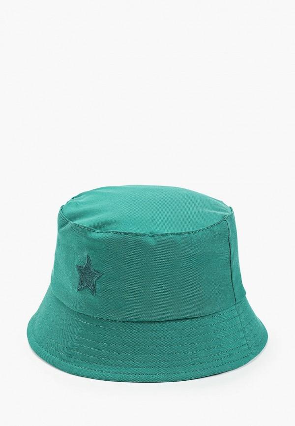женская панама hatparad, зеленая