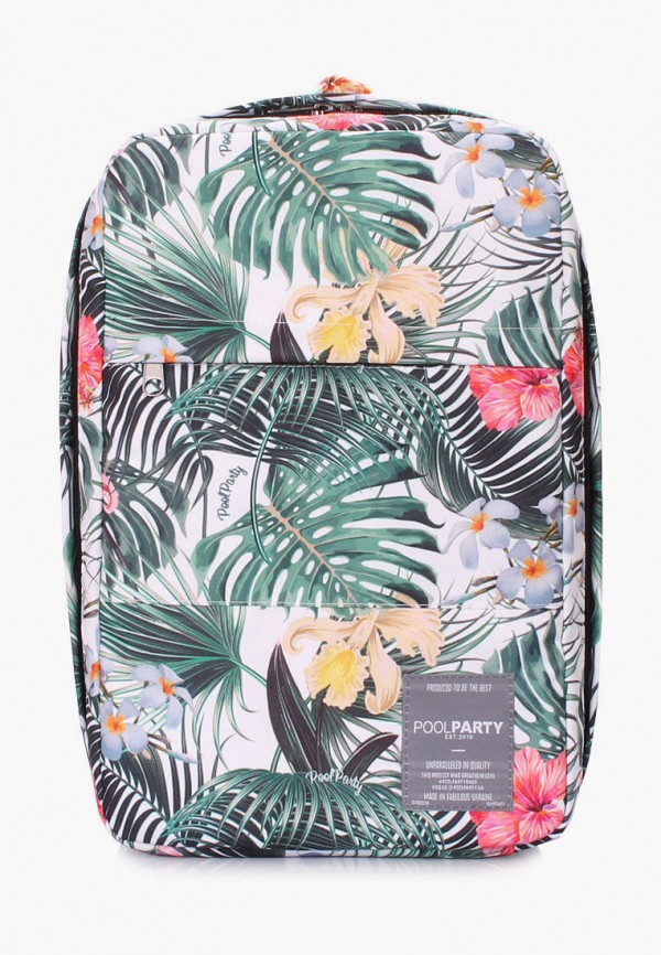 женский рюкзак poolparty, белый