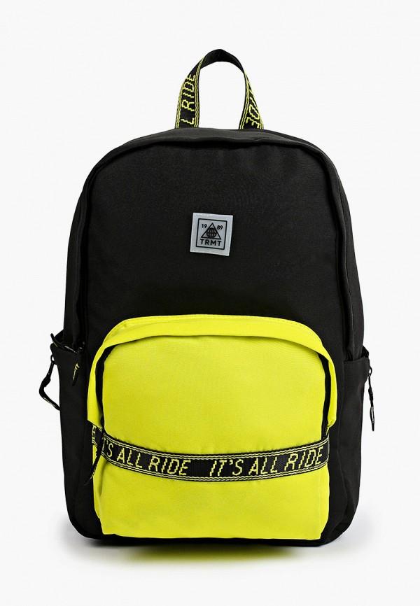 женский рюкзак termit, черный