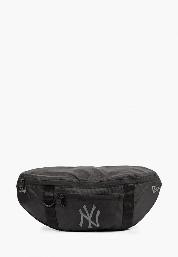 женская поясные сумка new era, черная