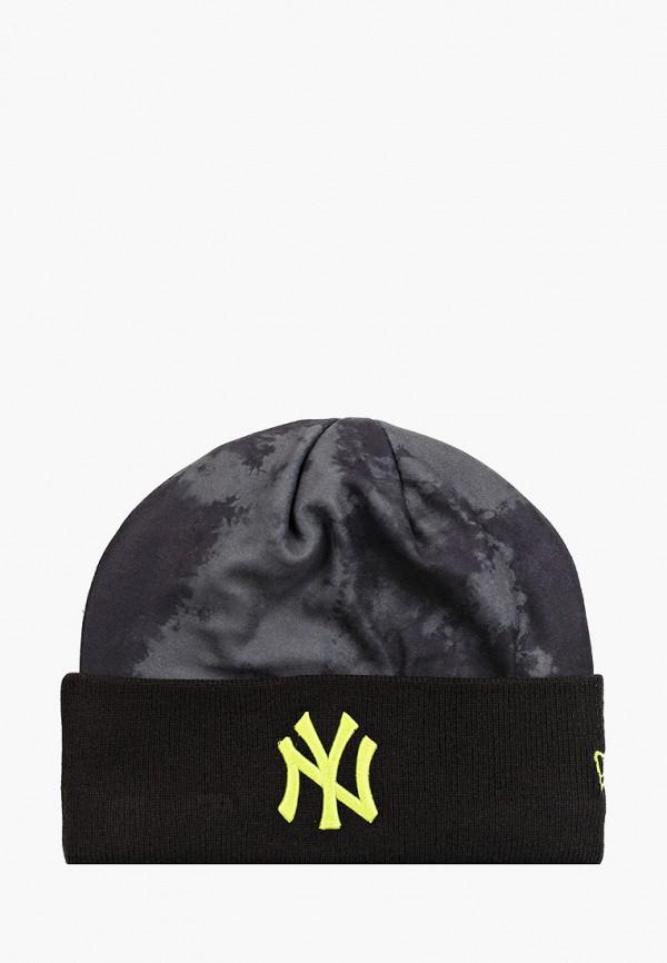 женская шапка new era, хаки