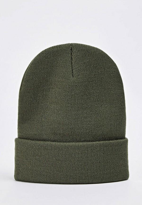 женская шапка terranova, хаки