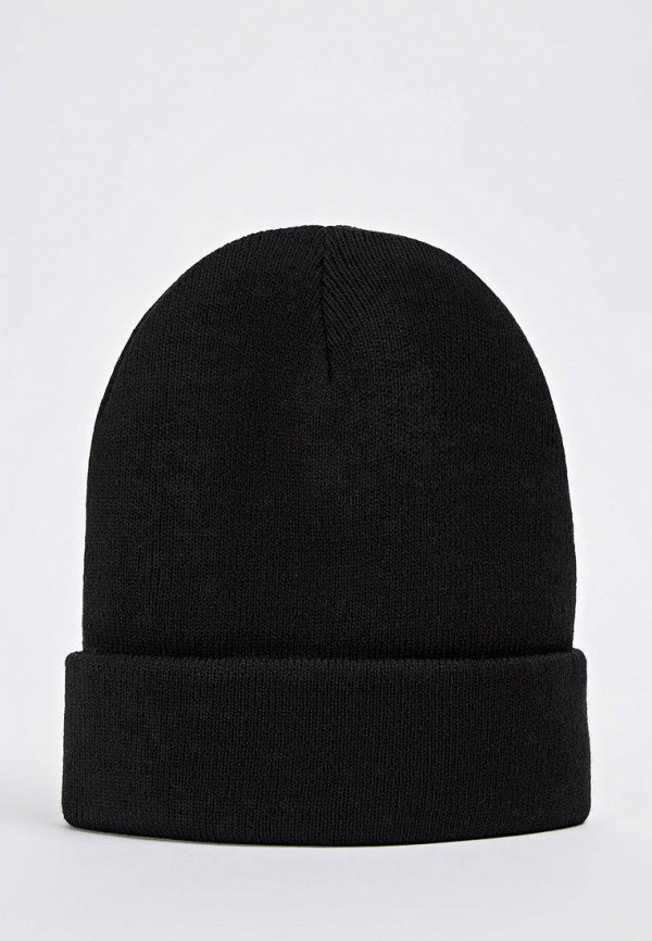 женская шапка terranova, черная