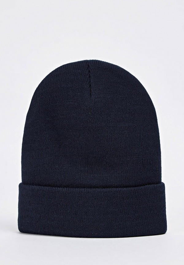 женская шапка terranova, синяя