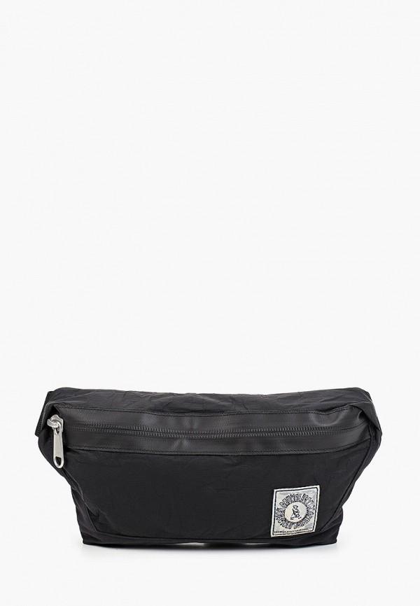 женская поясные сумка gjo.e, черная
