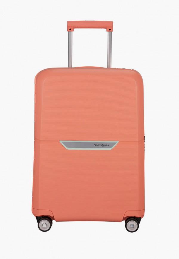 женский чемодан samsonite