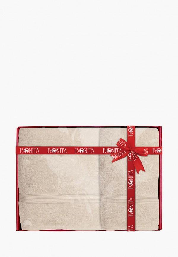 Набор полотенец Bonita Bonita MP002XU085WZ комплект из 2 х полотенец и салфеток подарочный bonita нежность