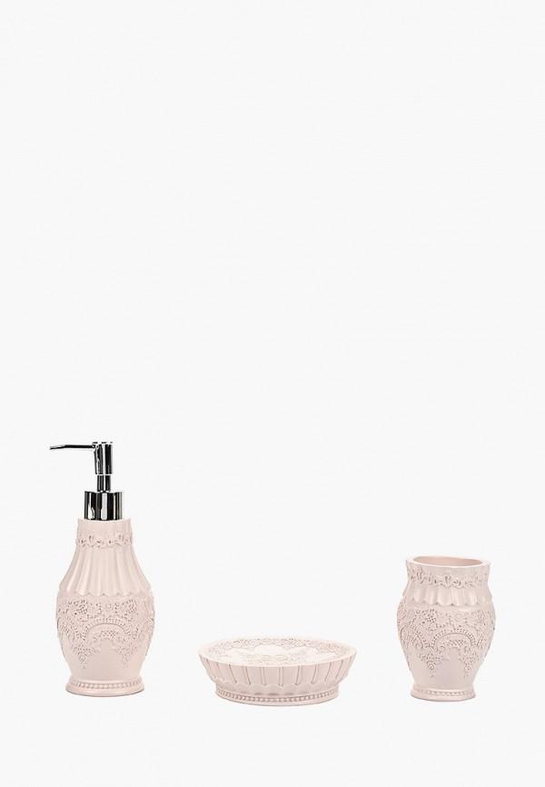 Набор аксессуаров для ванной Sofi De Marko Sofi De Marko MP002XU0862Y набор для ванной комнаты sofi de marko вк 40 вк 40 пудра светло розовый