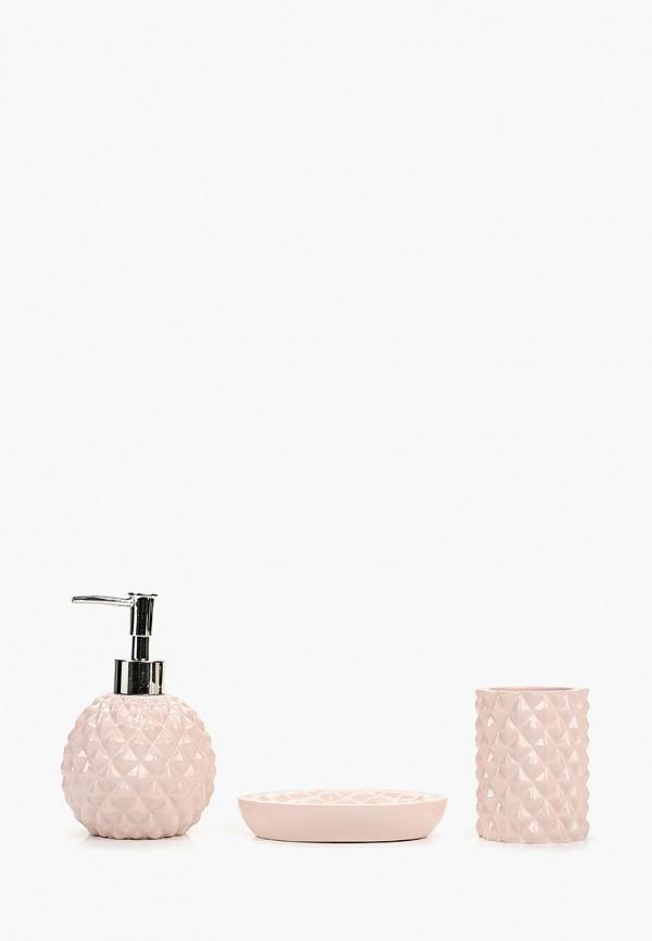 Набор аксессуаров для ванной Sofi De Marko Sofi De Marko MP002XU0863L набор для ванной комнаты sofi de marko вк 40 вк 40 пудра светло розовый