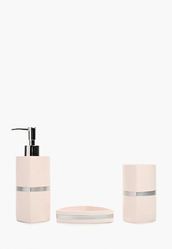Набор аксессуаров для ванной Sofi De Marko Sofi De Marko MP002XU0865P набор для ванной комнаты sofi de marko вк 40 вк 40 пудра светло розовый