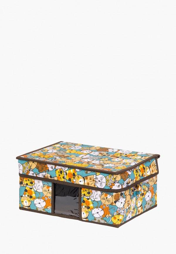 Система хранения El Casa El Casa MP002XU0DUTK корзинки el casa сумочка интерьерная для хранения ирисы и незабудки