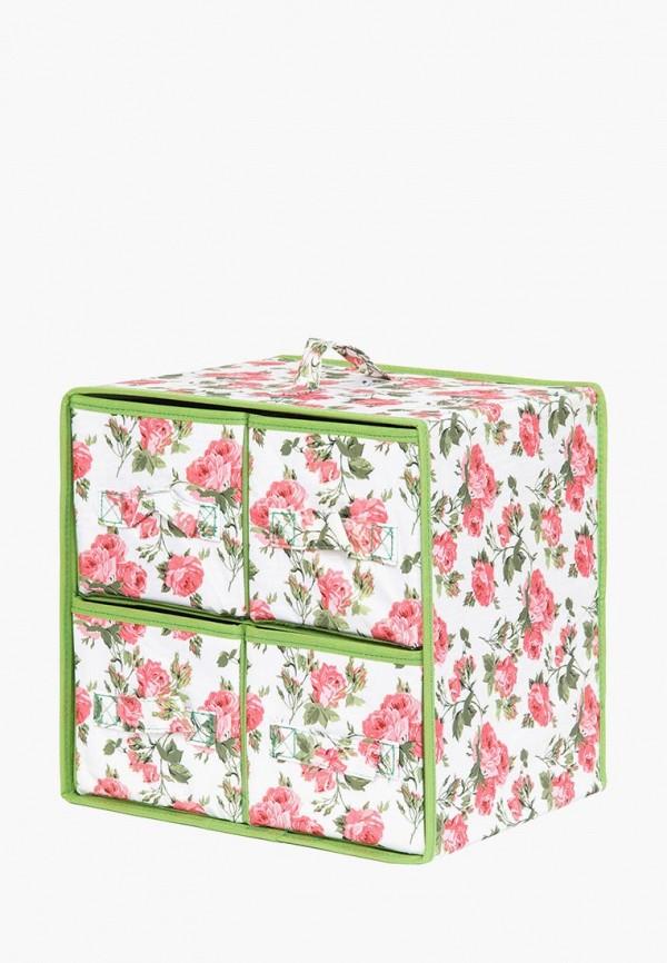 Органайзер El Casa El Casa MP002XU0DUYI органайзер для косметики el casa цвет розовый серебристый 20 х 9 х 13 см