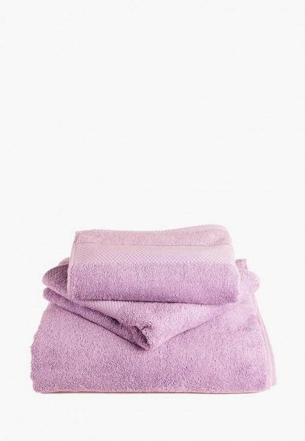 Купить Набор полотенец Bellehome, Виолетта, mp002xu0dvfq, фиолетовый, Весна-лето 2018