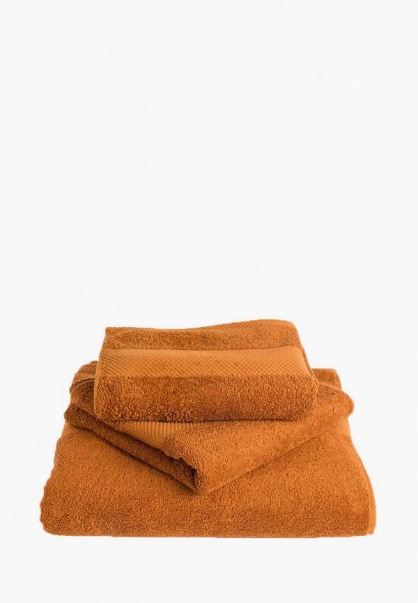 Купить Набор полотенец Bellehome, Карамель, mp002xu0dvft, коричневый, Весна-лето 2018