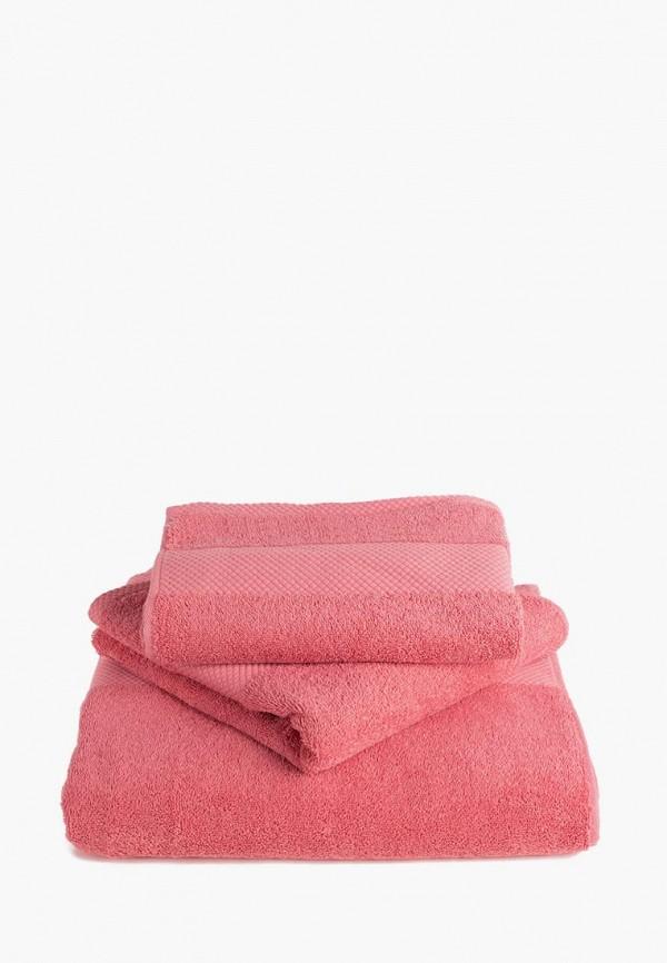 Купить Набор полотенец Bellehome, Циния, mp002xu0dvg6, розовый, Весна-лето 2018