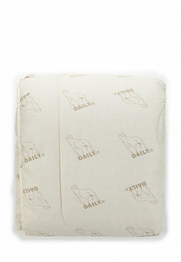 Одеяло 1,5-спальное Daily by T Daily by T MP002XU0DVW7 одеяло daily by togas шерстяное стеганое 200х210