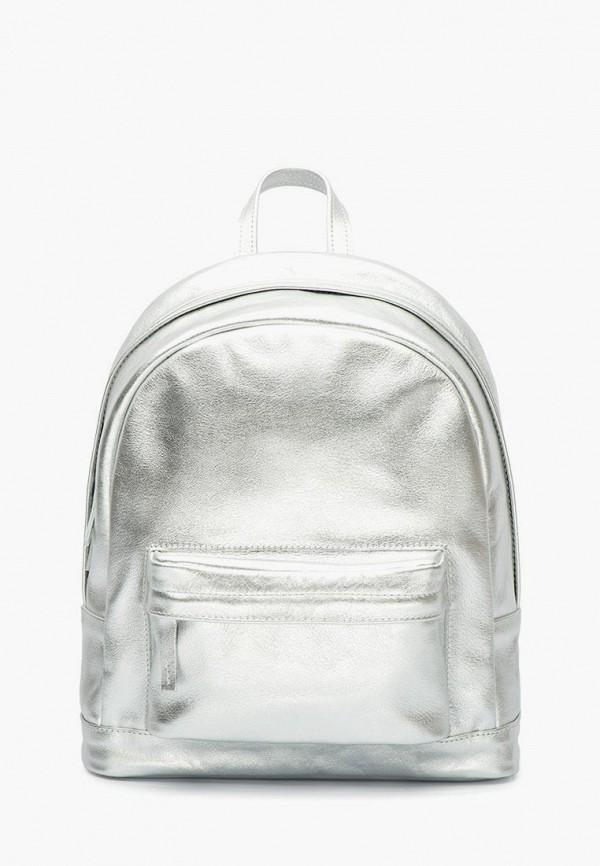 женский рюкзак lokis, серебряный
