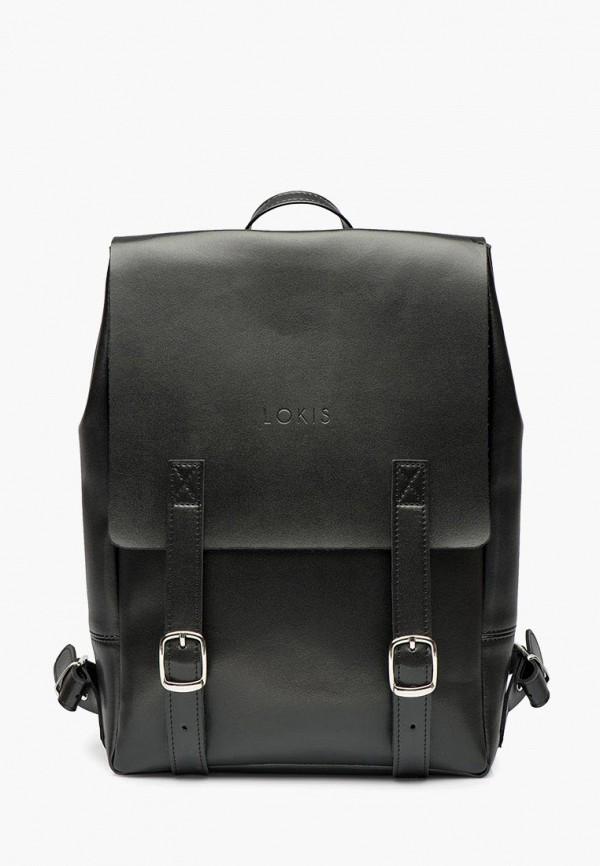 Купить Рюкзак Lokis, mp002xu0dw6k, черный, Осень-зима 2017/2018