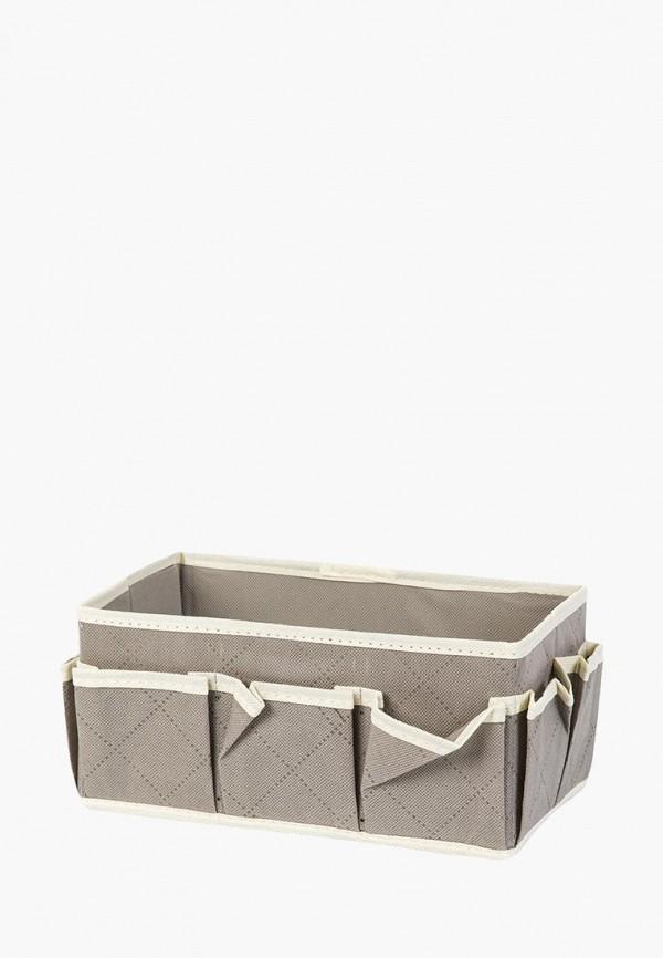 Система хранения El Casa El Casa MP002XU0DWEJ корзинки el casa сумочка интерьерная для хранения ирисы и незабудки