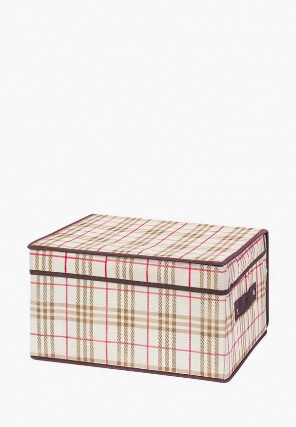 Короб для хранения El Casa El Casa MP002XU0DWGS корзинки el casa сумочка интерьерная для хранения ирисы и незабудки