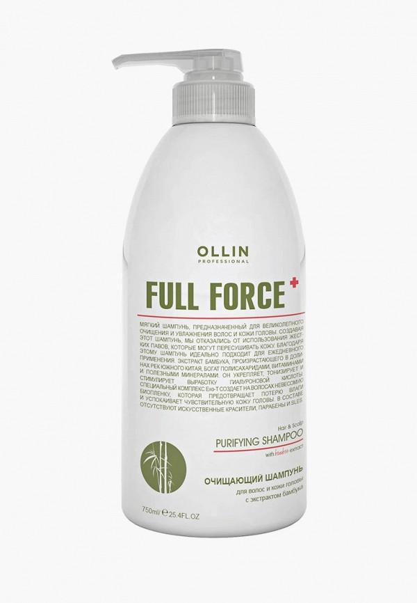 Шампунь Ollin Ollin MP002XU0DXVM мусс для укладки ollin ollin mp002xu0dxvz
