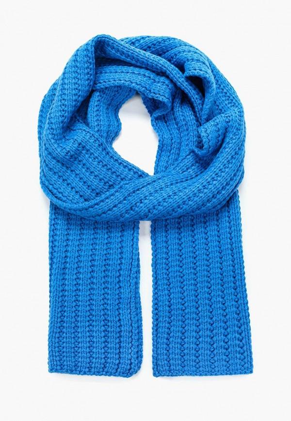 женский шарф anta, синий