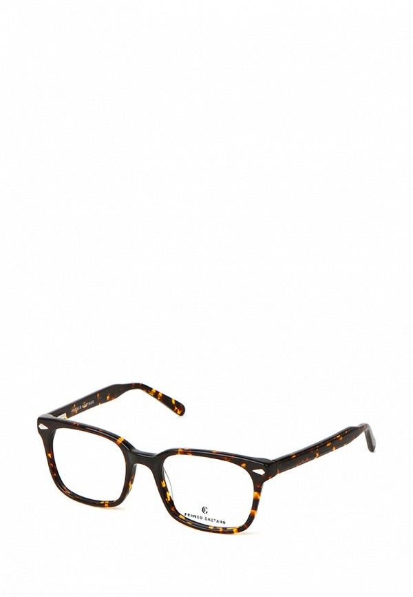 Купить Оправа Franco Gaetano, Gianni FG109 003 52, MP002XU0DYC7, коричневый, Осень-зима 2017/2018