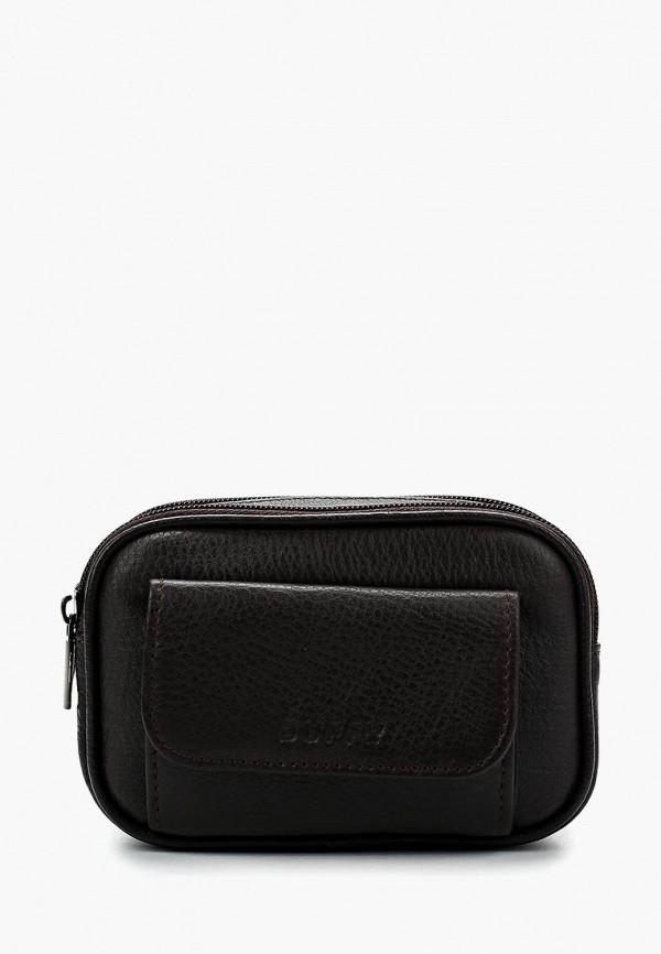 женская сумка duffy, коричневая