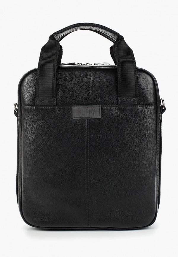 женская сумка duffy, черная
