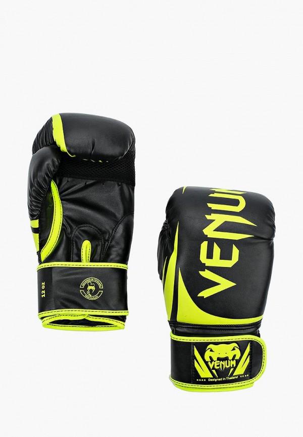 женские перчатки venum, желтые