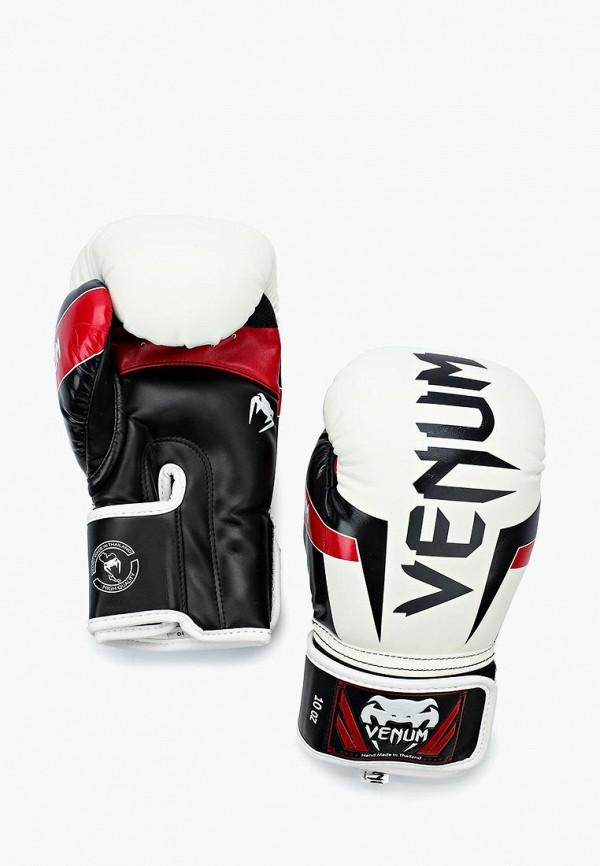 женские перчатки venum, белые