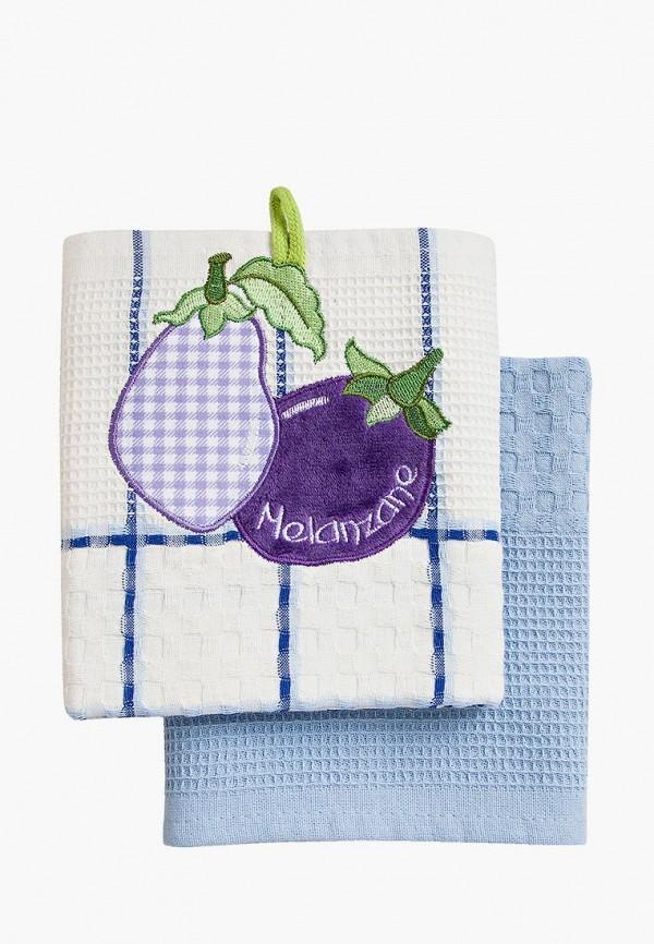 Набор полотенец кухонных Bonita Bonita MP002XU0DYY3 набор полотенец bonita аппликация цвет бежевый зеленый оранжевый 40 х 60 см 3 шт