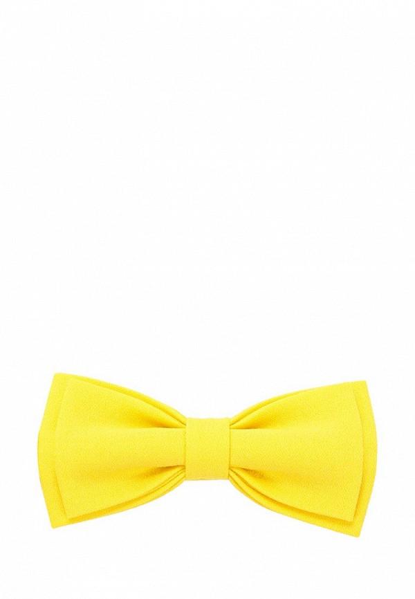 Галстук  - желтый цвет