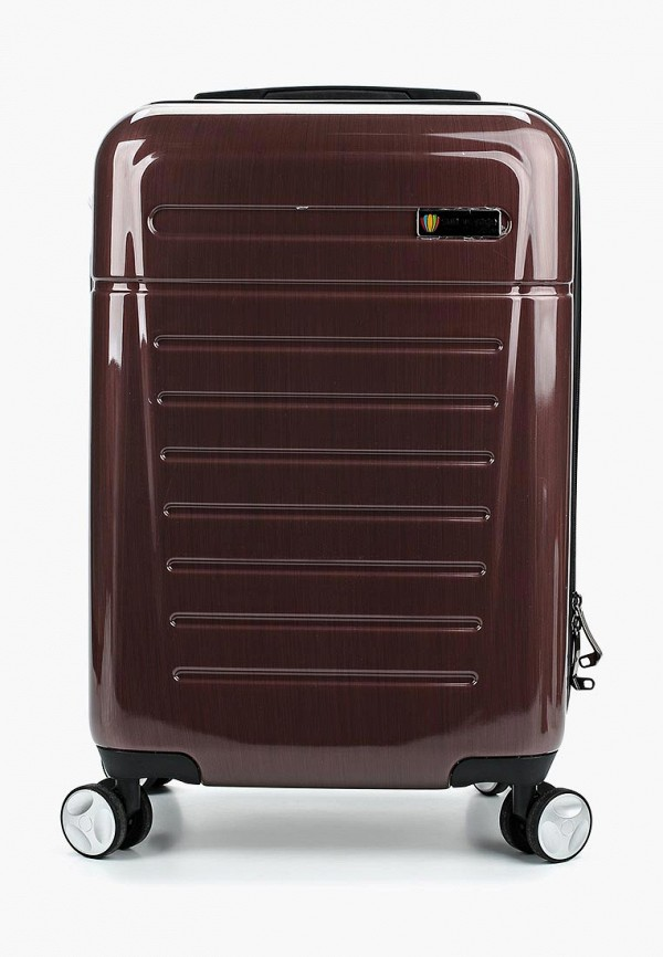 женский чемодан sunvoyage, коричневый