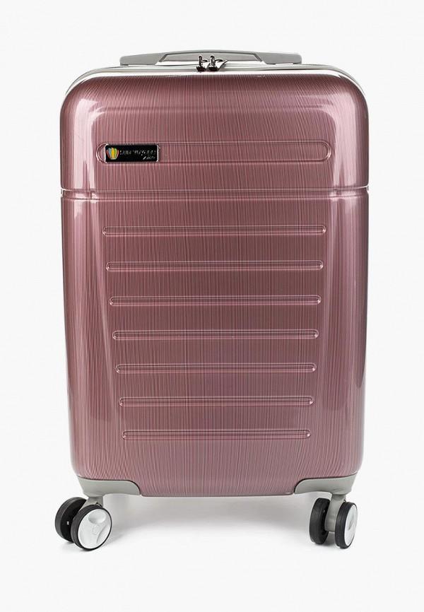 Чемодан Sunvoyage Sunvoyage MP002XU0DZNR чемодан розовый