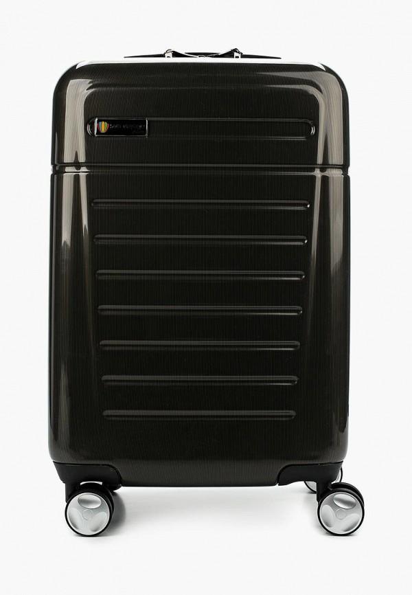 женский чемодан sunvoyage, хаки