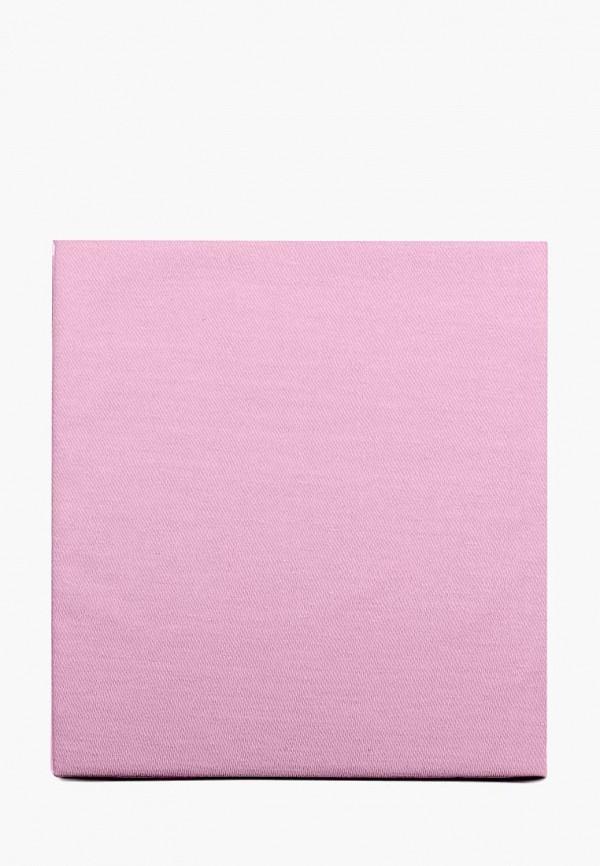 Купить Простыня Sova & Javoronok, 145х220, MP002XU0DZRC, розовый, Весна-лето 2018