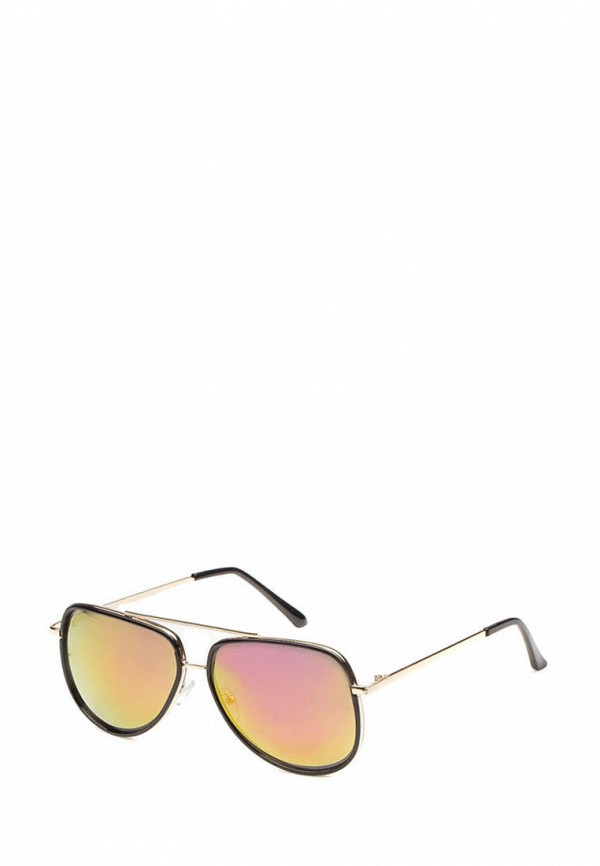 женские солнцезащитные очки pretty mania, черные