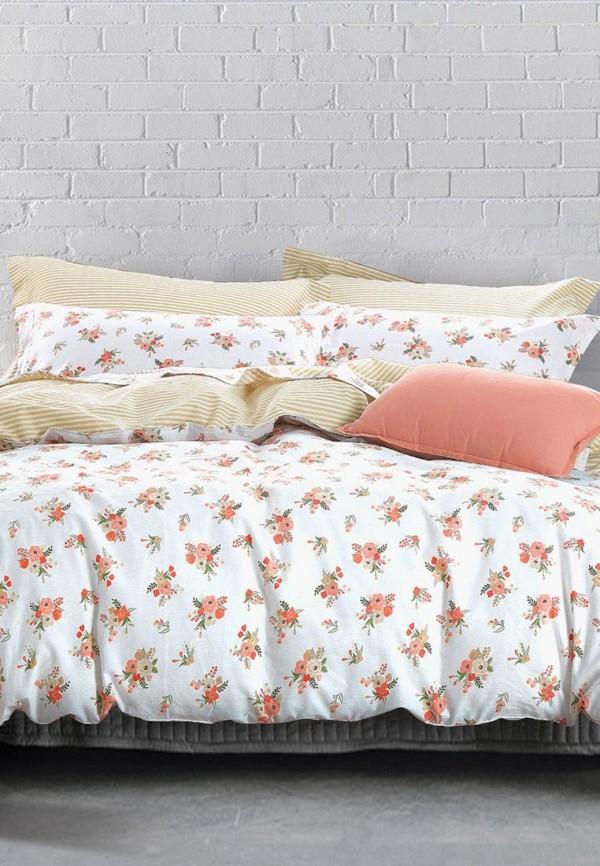 Постельное белье Евро Bellehome Bellehome MP002XU0E0T4 постельное белье evim ev 12 с простыней для укрывания евро стандарт
