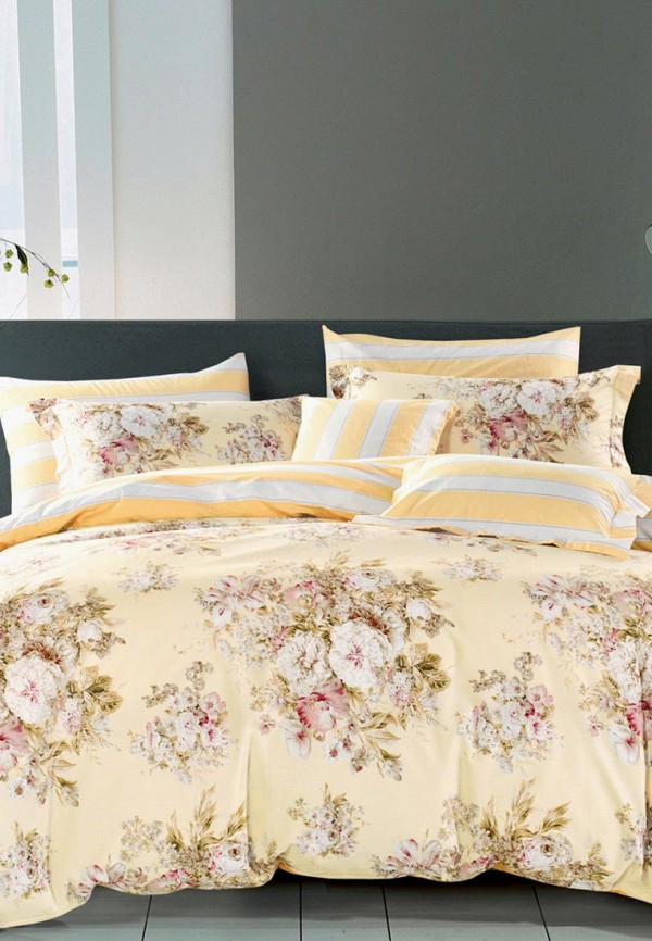 Постельное белье Евро Bellehome Bellehome MP002XU0E0T6 постельное белье roberto cavalli bravo евро стандарт