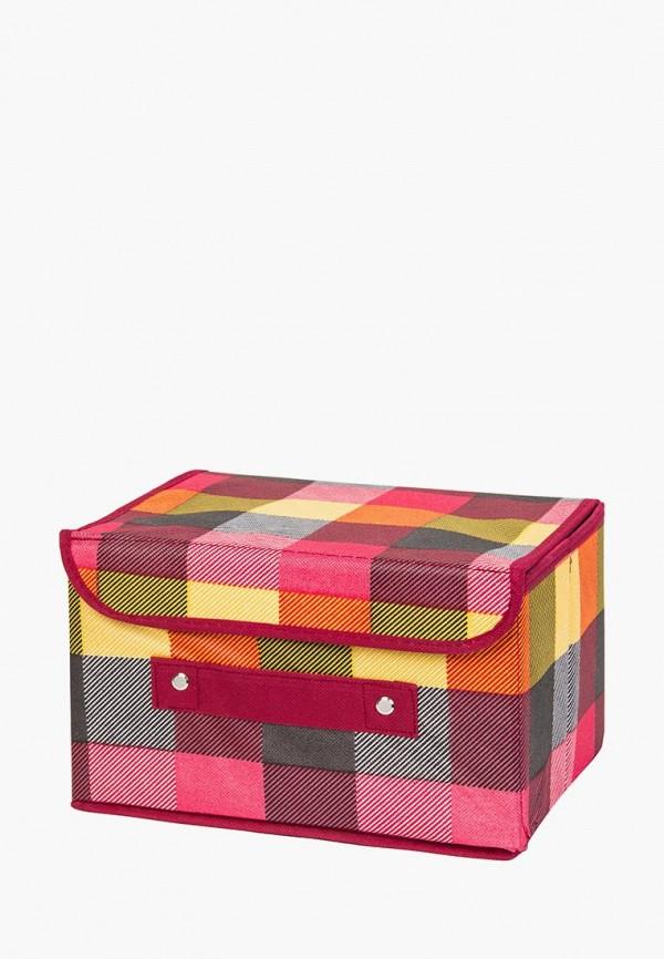 Короб для хранения El Casa El Casa MP002XU0E0Z4 el casa косметичка сумочка розовая
