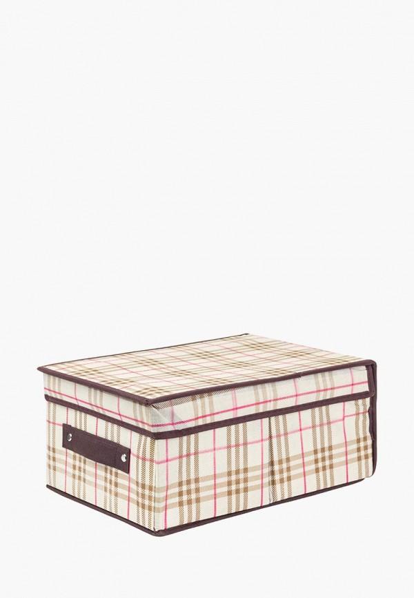 Короб для хранения El Casa El Casa MP002XU0E0ZI напольная плитка casa dolce casa velvet ecru soft rett 60x60