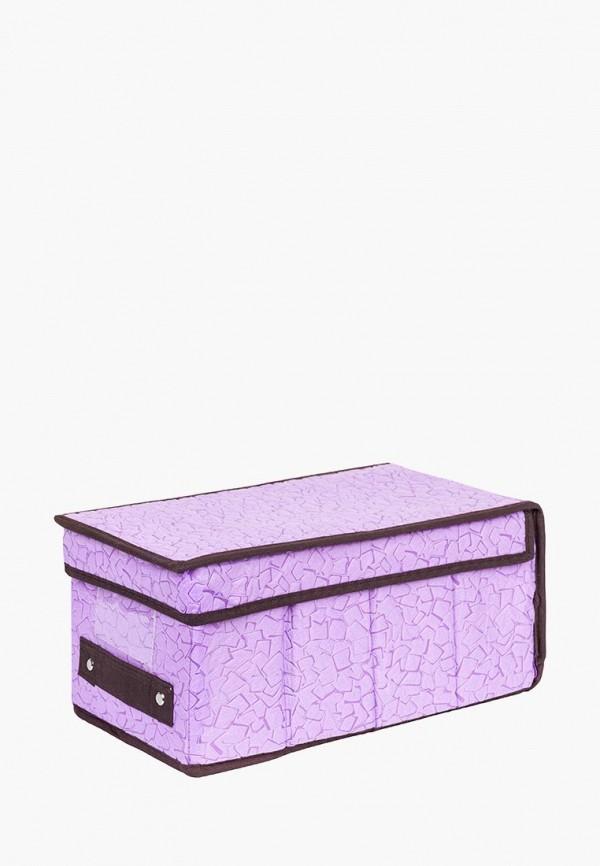Короб для хранения El Casa El Casa MP002XU0E12Z ящики для хранения el casa сумочка интерьерная для хранения ирисы и незабудки