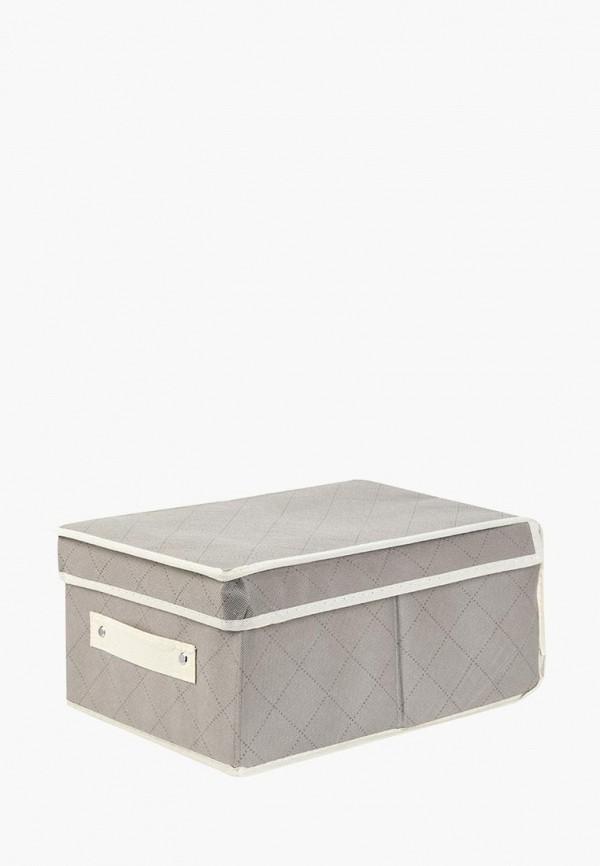 Короб для хранения El Casa El Casa MP002XU0E133 корзинки el casa сумочка интерьерная для хранения ирисы и незабудки