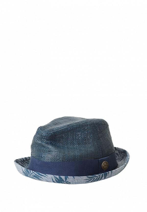 женская шляпа goorin brothers, синяя