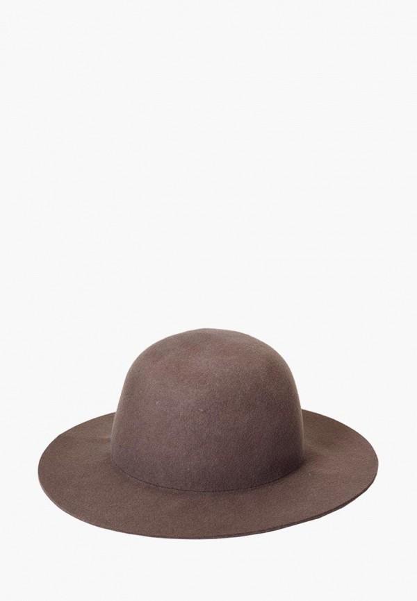 женская шляпа goorin brothers, коричневая
